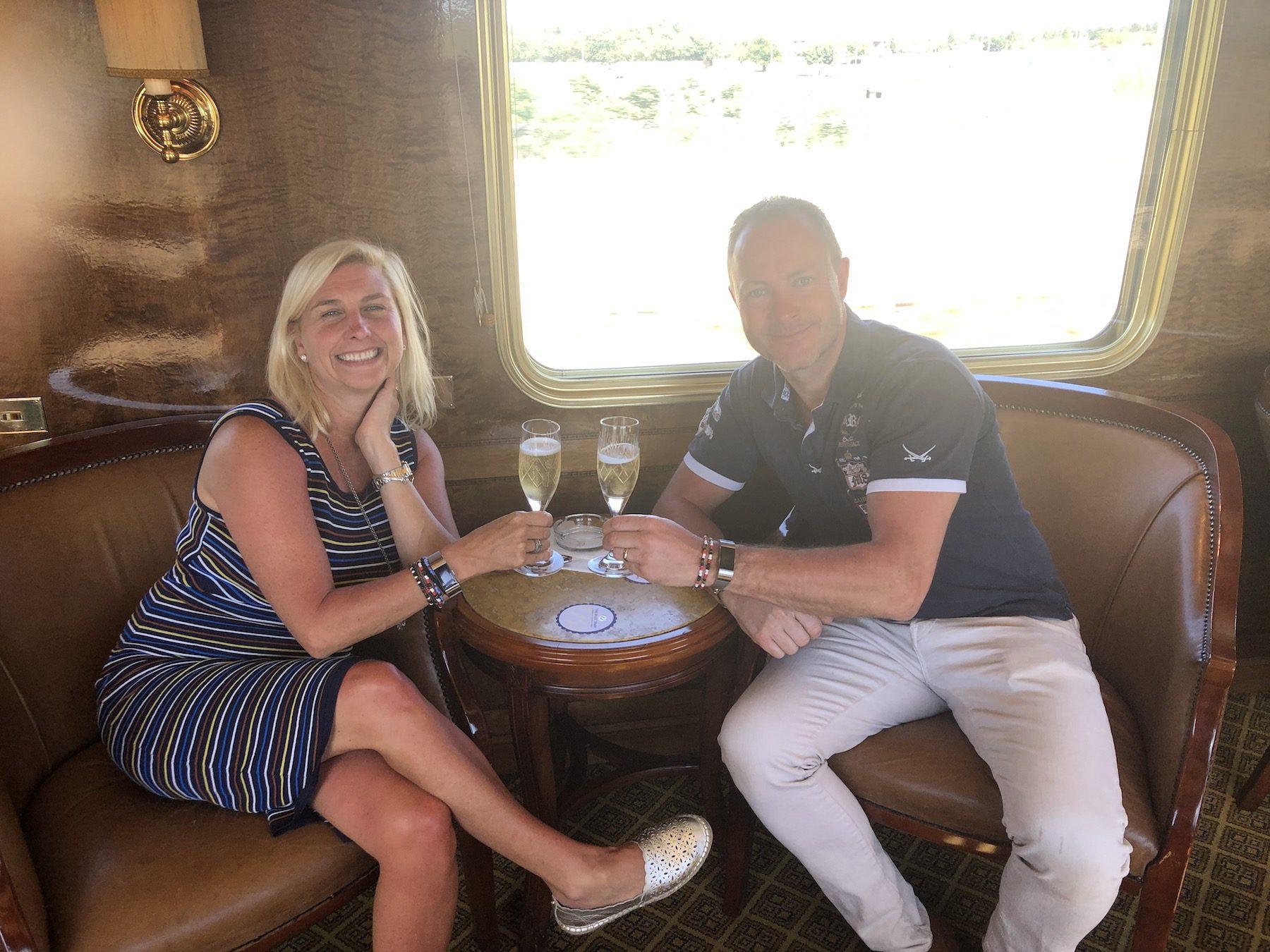 Read more about the article Blue Train: Pretoria to Cape Town