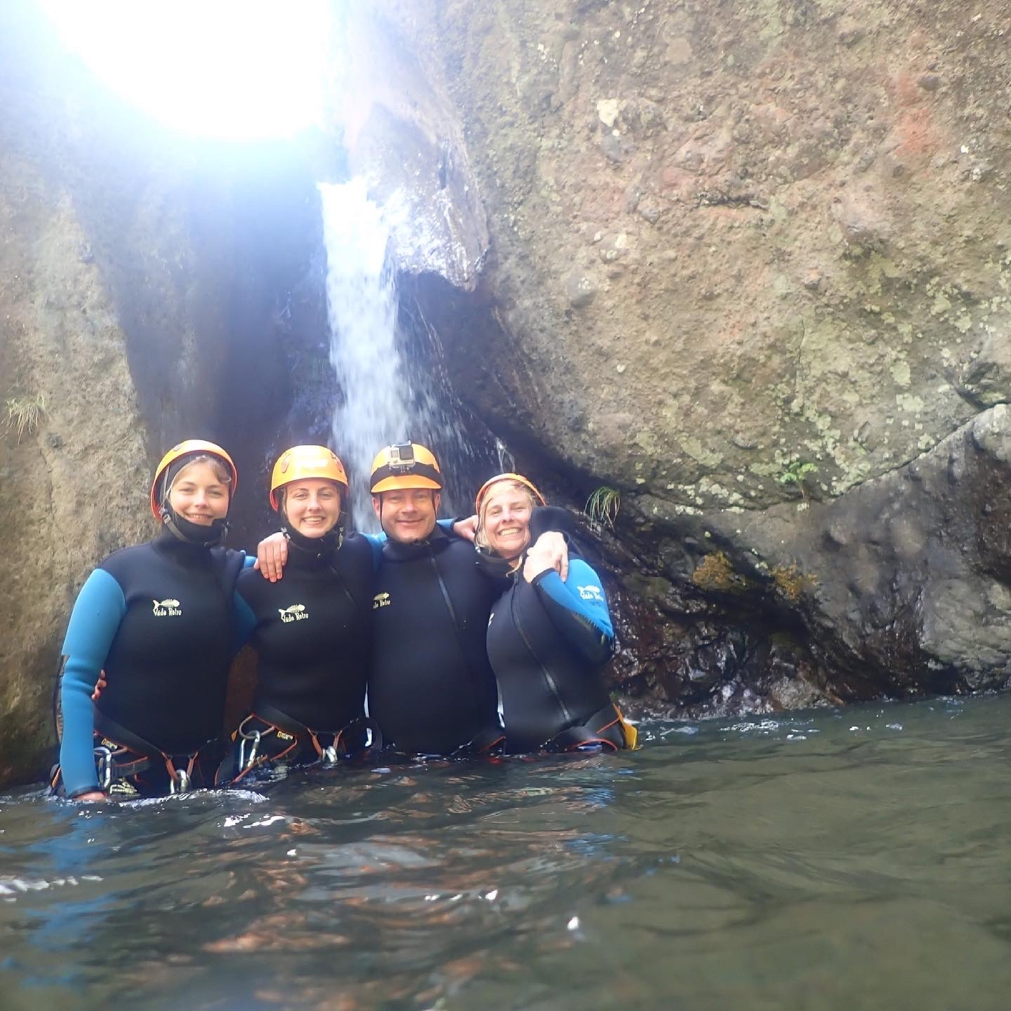 Read more about the article Madeira: Day 7 – Canyoning!